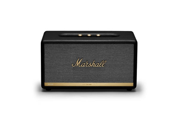 Marshall Headphones - ACCS-10235 Stanmore II Voice Google Assistant Black