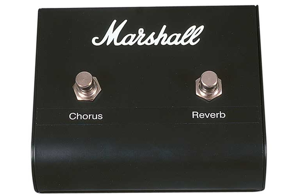 Marshall - PEDL-10015 Twin Footswitch (Chorus / Reverb) (P804)