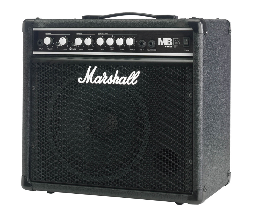 MB30 30 Watt Bass Combo, 2 canali Serial Effects Loop
