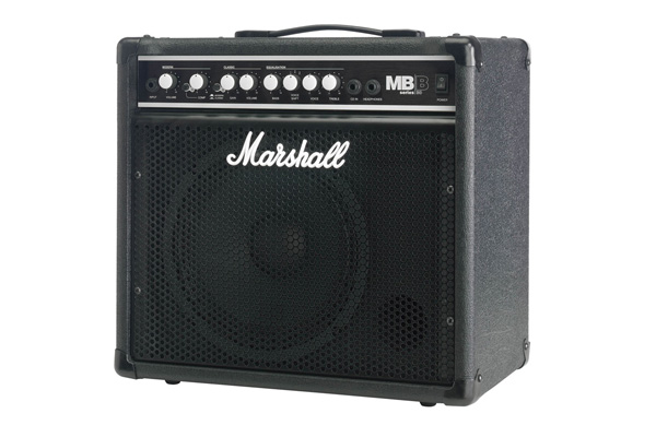 Marshall - MB30 30 Watt Bass Combo, 2 canali Serial Effects Loop