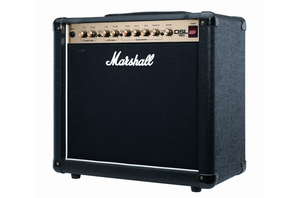 Marshall - DSL15C Combo 2 canali 15 Watt All Valve