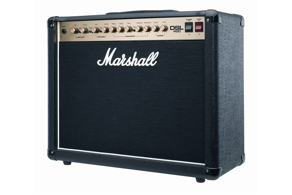 Marshall - DSL40C Combo 2 canali 40 Watt All Valve