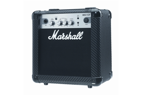 Marshall - MG10CF 10 Watt Carbon Fiber Combo