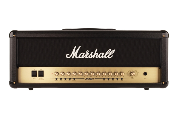 Marshall - JMD100 100W High Definition Digital Preamp and Valve Poweramp Head