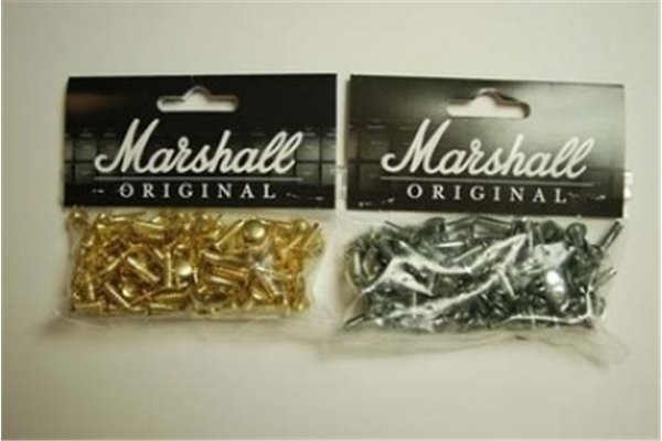Marshall - PACK00032 - x100 Silver Rivets
