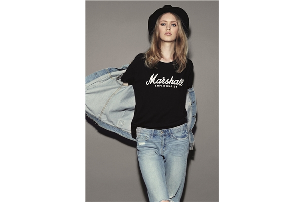 Marshall - Womens Script Logo Medium (G21-11003-M)