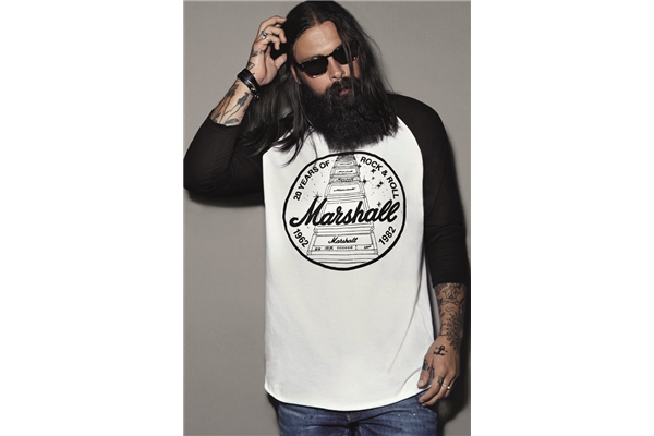Marshall - Unisex Baseball 20Th Anni X L (G31-12003-Xl)