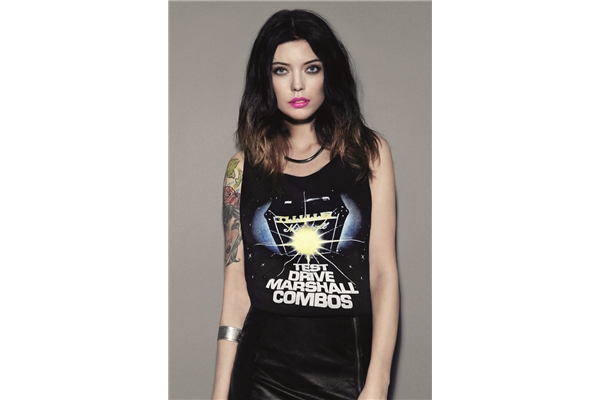 Marshall - Unisex T/Top Space Out X Large (G11-10104-Xl)