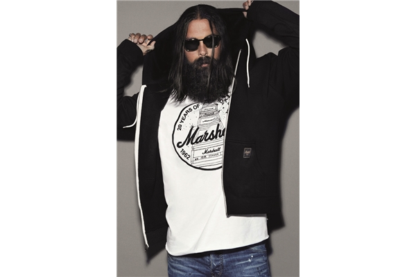 Marshall - Unisex Hoodie Patch X Large (G31-14003-Xl)