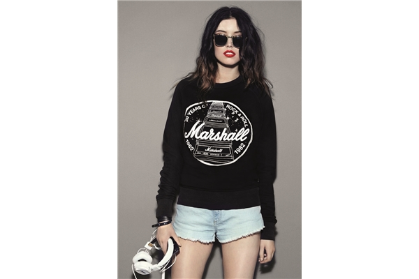 Marshall - Unisex S/Shirt 20Th Anni Xs (G31-13004-Xs)