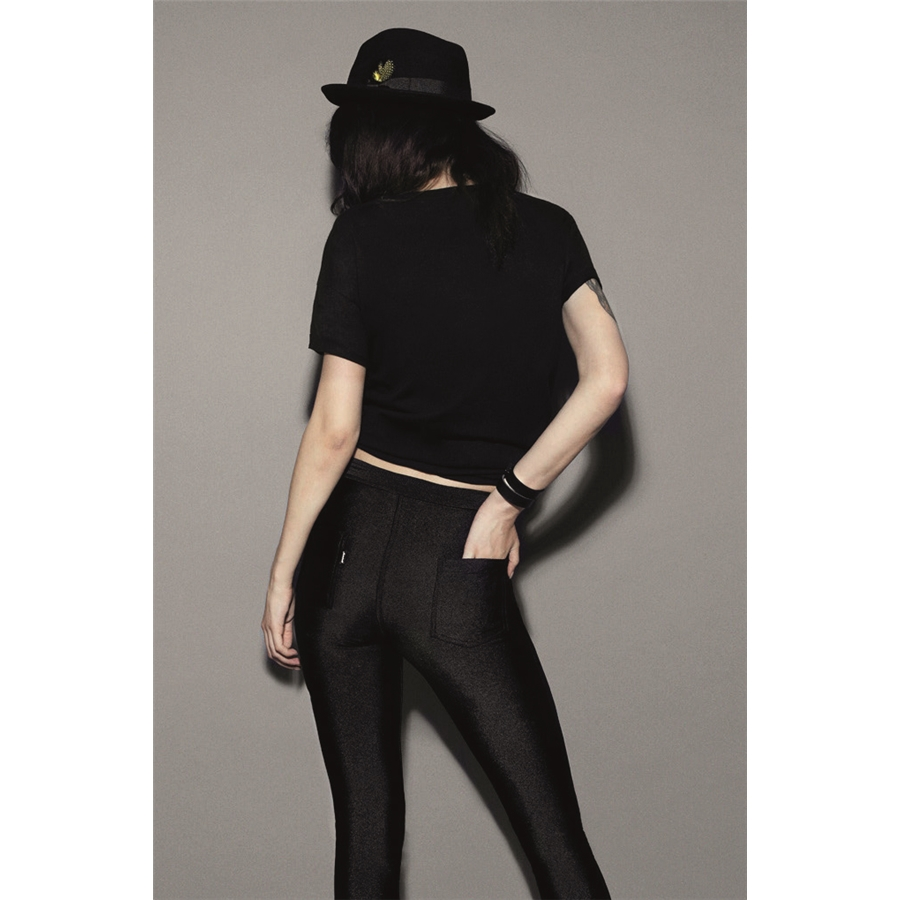 Unisex Disco Pants Oil X Small (G31-40101-Xs)