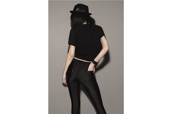 Marshall - Unisex Disco Pants Oil X Small (G31-40101-Xs)