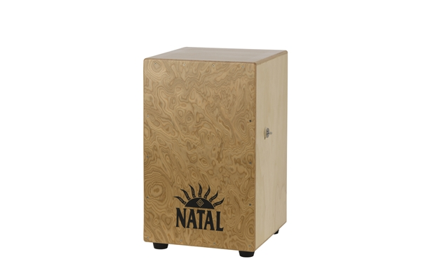 Natal  - Cajon And XL Snare Wire Macha Burl
