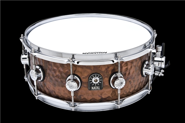 Natal  - SD-HH-DC35 Dark Copper - Snare Drum