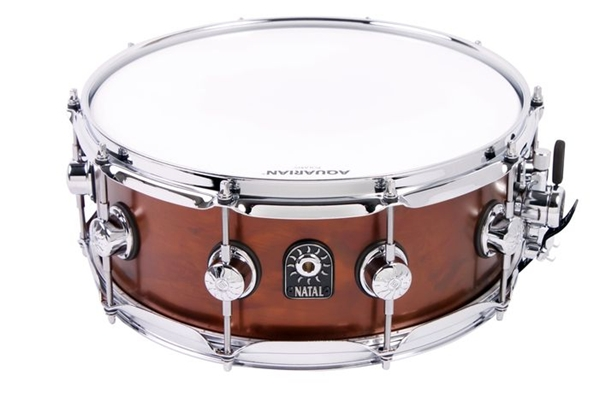 Natal  - SD-LI-45 Limited Edition Aged Bronze - Snare Drum