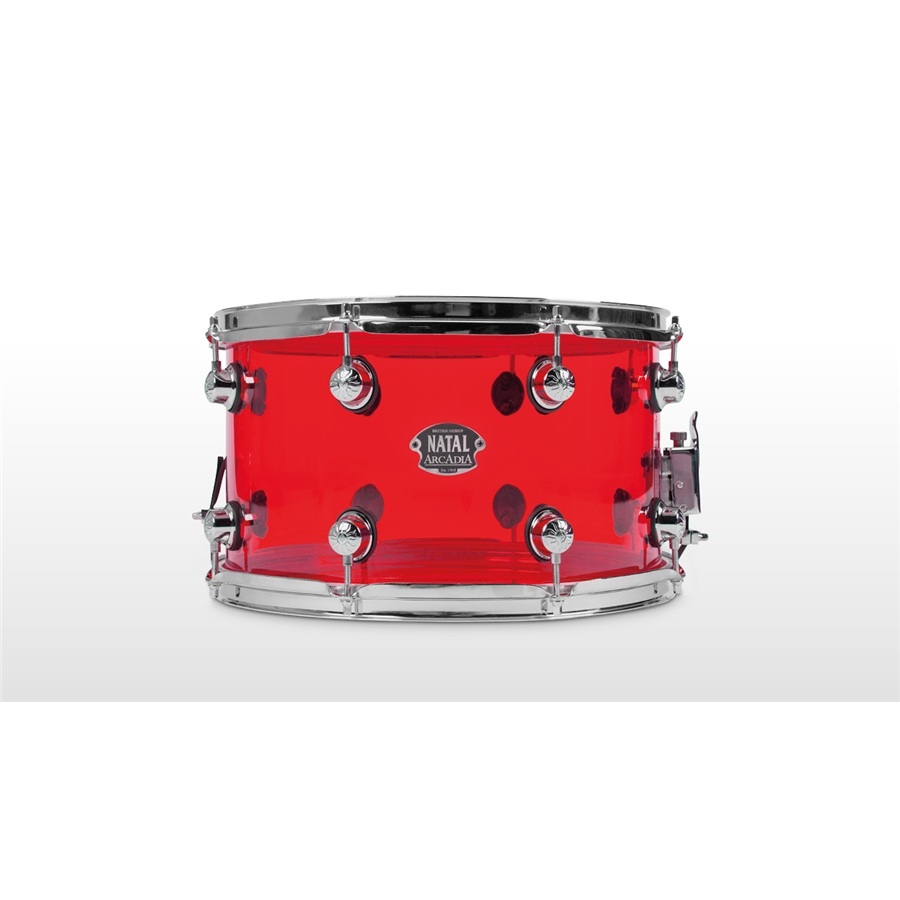Arcadia Acrylic Rullante 14x6,5 Transparent Red