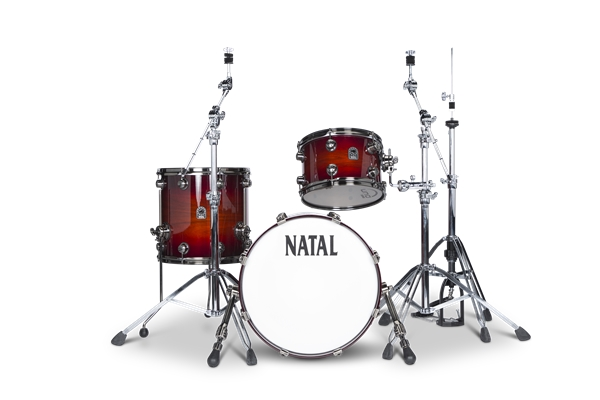 Natal  Walnut Originals UF22 Set Sunburst
