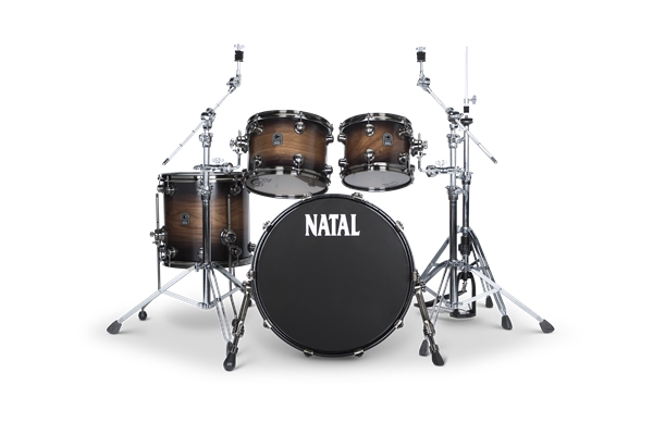 Natal  Walnut Originals TJ Set Vintage Burst