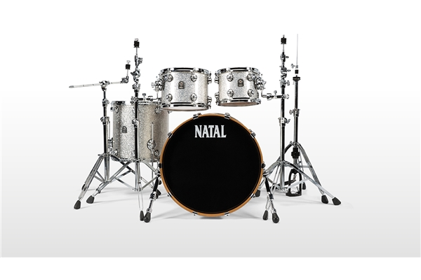 Natal  Maple Originals UFX Set Silver Sparkle