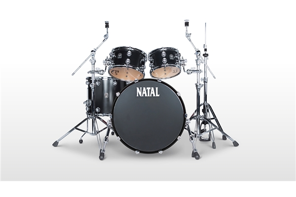 Natal  Maple Originals UFX Set Matte Black