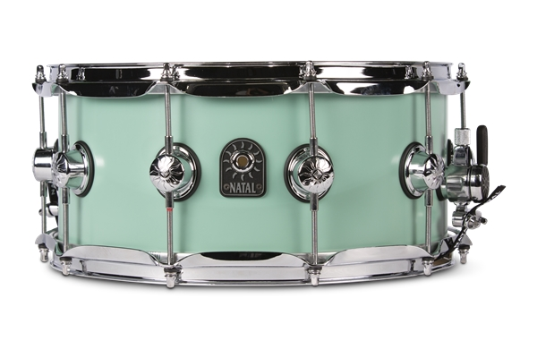 Natal  - Cafè Racer Rullante 14x6,5 Sea Foam Green