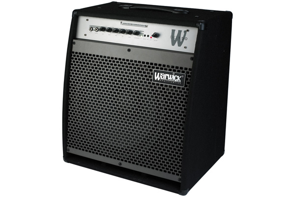 Warwick - W Bue Cab 150 - Combo Bass Amp, passive and active inputs, 150 Watt, 15