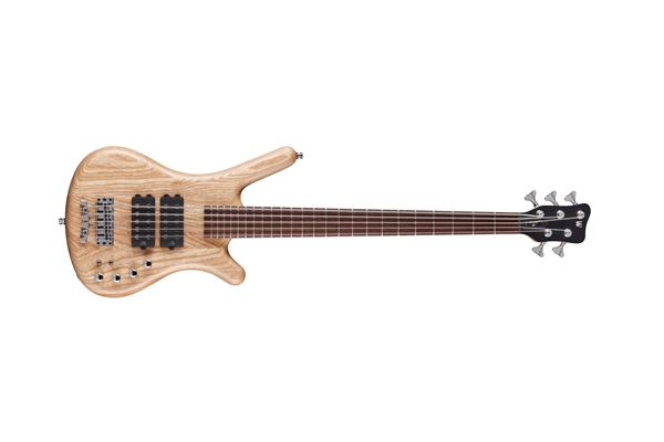 Warwick - Gps Corvette $$ 5 Natural Satin