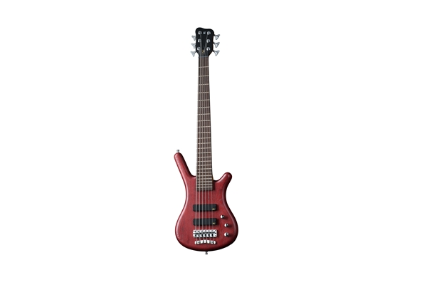 Warwick - GPS Corvette 6 corde Burgundy Red