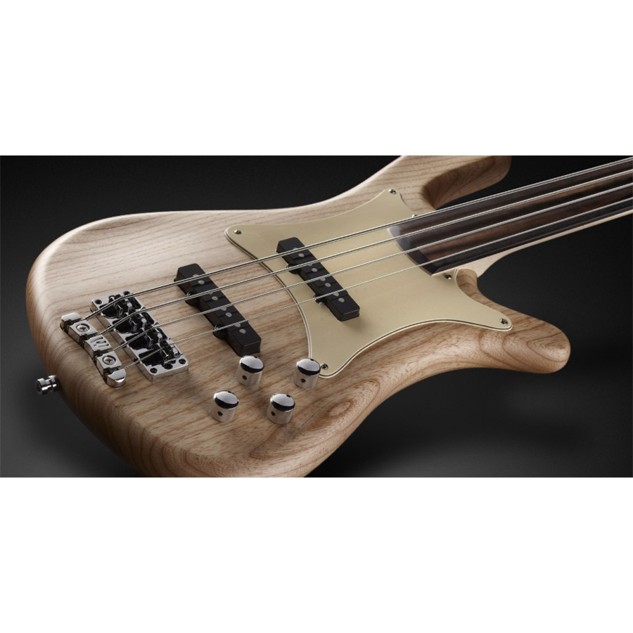 Streamer Cv 4 Natural Oil Finish Fretless