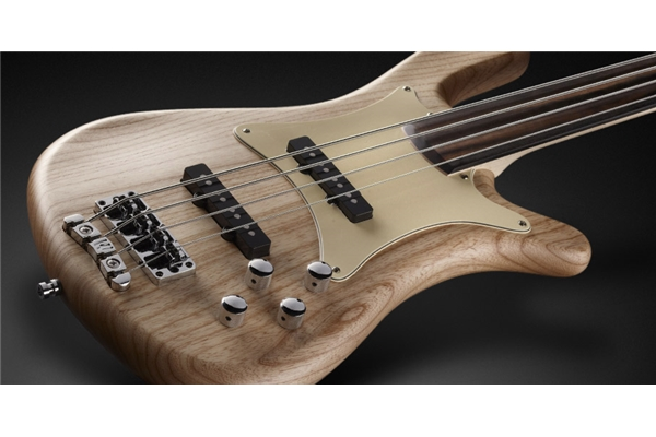 Warwick - Streamer Cv 4 Natural Oil Finish Fretless