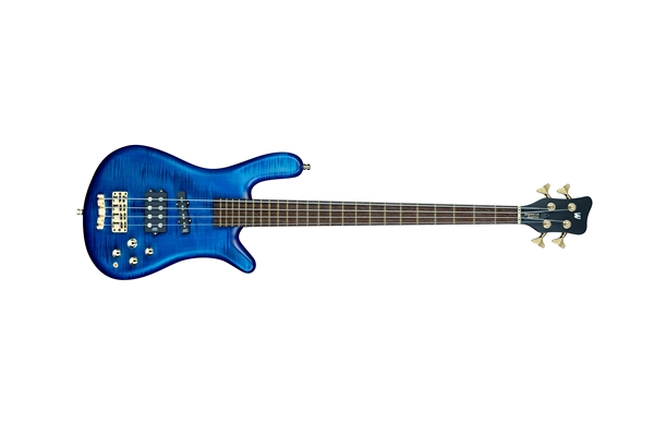 Warwick - Streamer Jazzman 4 Ocean Blue Oil Finish