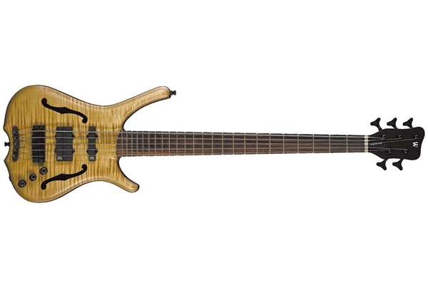 Warwick - Infinity Flame 5 Natural Oil Finish