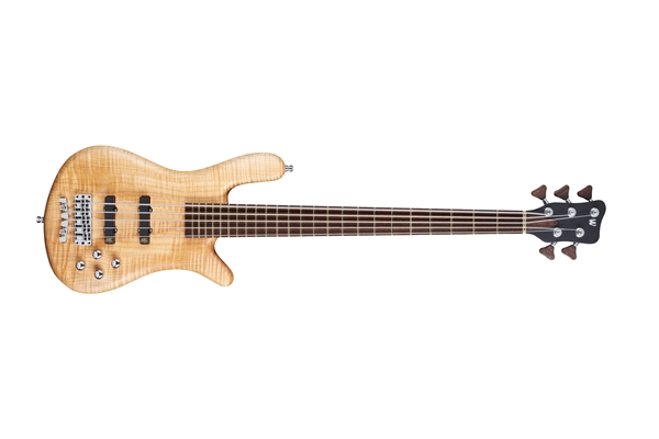 Warwick - Streamer Lx 5 Natural Oil Finish