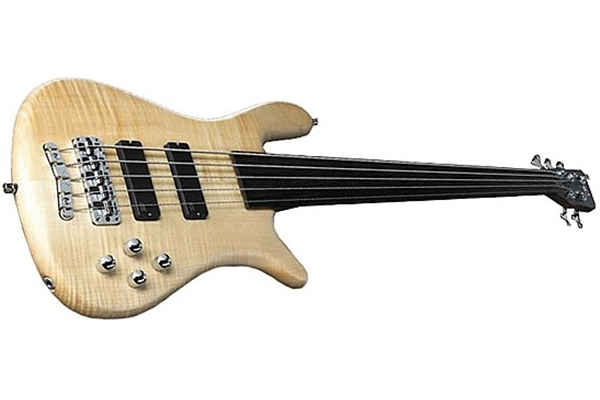 Warwick - Streamer Lx 5 Natural Oil Finish Fretless