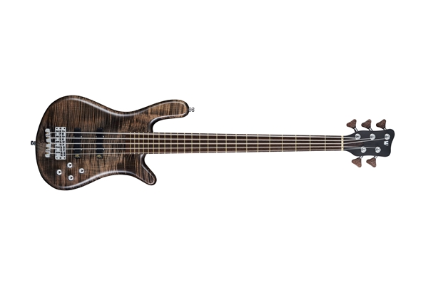 Warwick - Streamer Lx 5 Nirvana Black Oil Finish