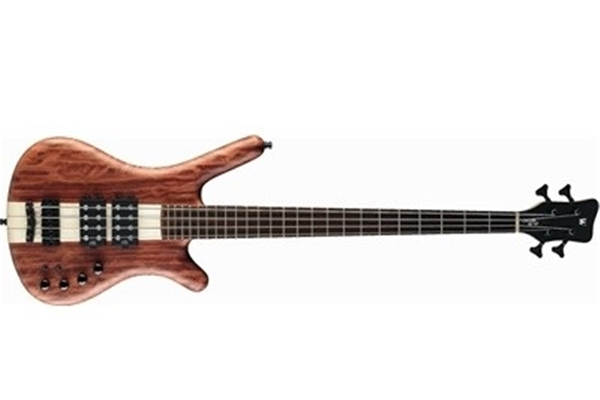 Warwick - Corvette $$ Nt 4 Bubinga Oil Finish