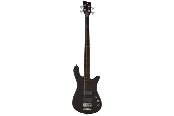 Warwick - Rb Streamer Standard 4 Nirvana Black Oil Finish