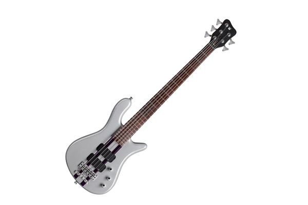 Warwick - Rb Streamer Standard 5 Racing Silver