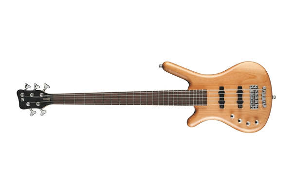 Warwick - Rb Corvette Basic 5 Natural Satin Mancino