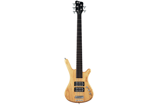 Warwick - Rb Corvette $$ 5 Natural Satin