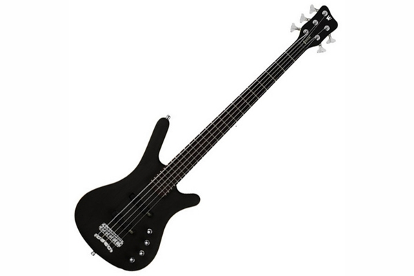Warwick - Rb Corvette $$ 5 Nirvana Black Oil Finish