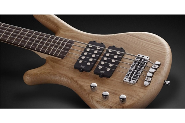 Warwick - Rb Corvette $$ 5 Natural Satin Mancino