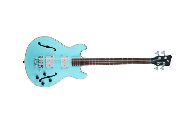 Warwick - Rb Starbass 4 Daphne Blue Highpolish