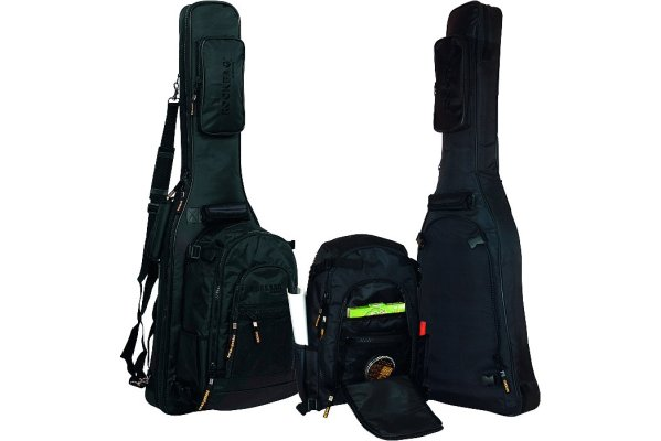 Rockbag - RB 20458 B Custodia Cross Walker per Chitarra Classica