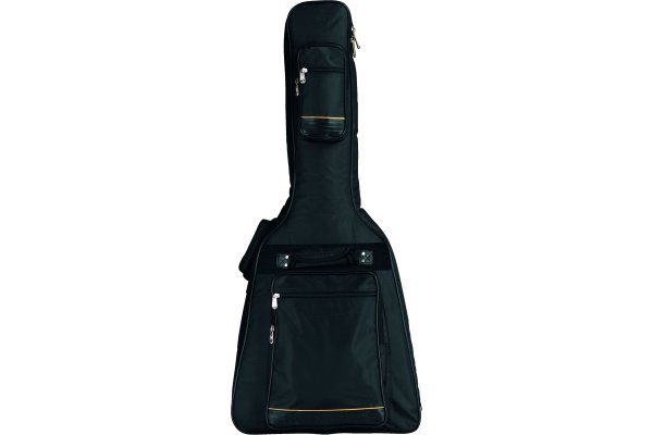 Rockbag - RB 20607 B/PLUS Custodia Premium Plus per Chitarra Hollow-body