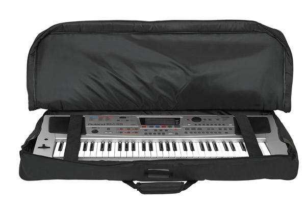 Rockgear - RB 21515 B Custodia Deluxe per Keyboard 1020x420x150mm