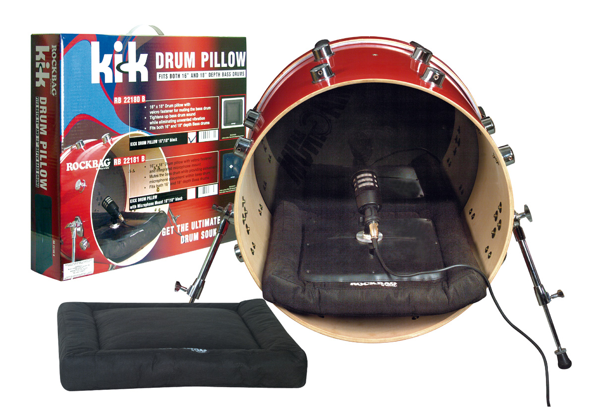 RB 22180 B Drum pillow 41,5x44x6cm