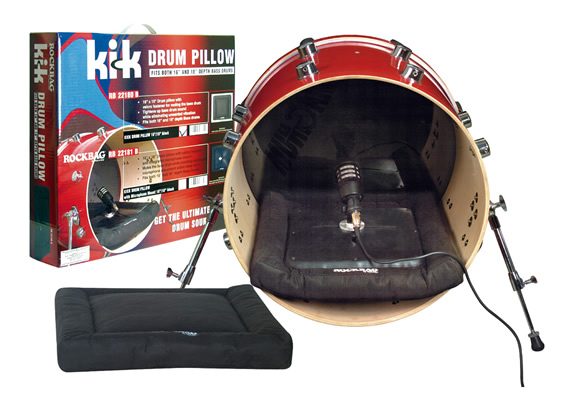 Rockbag - RB 22180 B Drum pillow 41,5x44x6cm