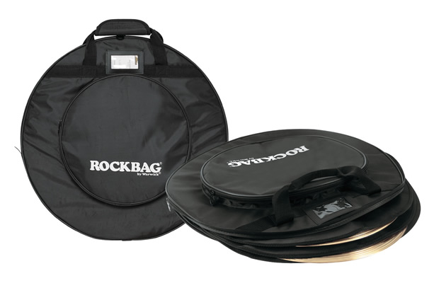 Rockbag - RB 22440 B Custodia Student per Cymbal Bag, 22''