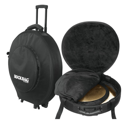 Rockbag - RB 22740 B/PLUS Borsa Soft Light per Cymbal, 22